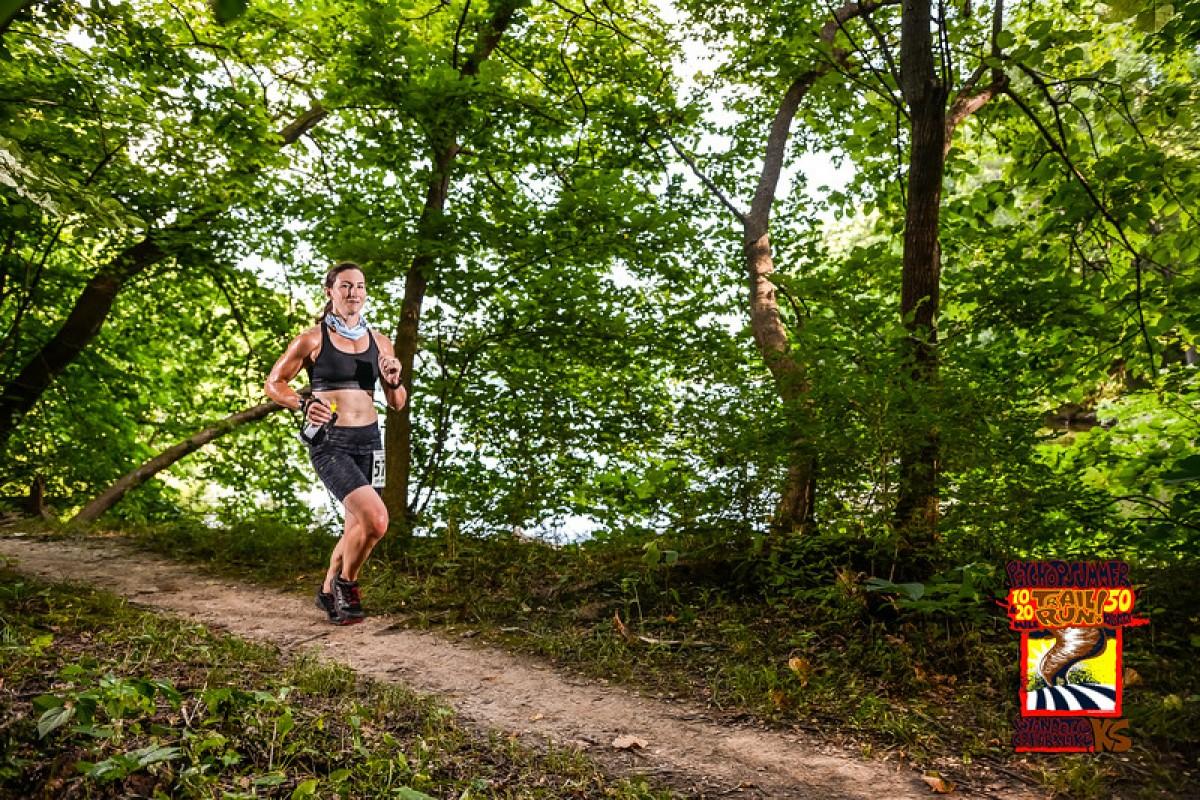 2014 Psycho Psummer Run Toto Run Results (50 KM