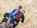Winners of 6-h and 3-h runs at Rise Run Shine Running Festival 2018