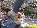 Hard-core PA Appalachian trail running!
